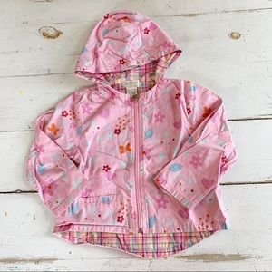 Girls Floral Lightweight Jacket 🌸❤️🦋